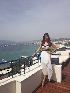 Katrina Kaif ‪at ‎Cannes 2015 film festival First Day