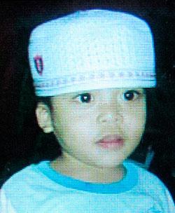 budak 2 tahun mati,dibelasah kekasih ibu