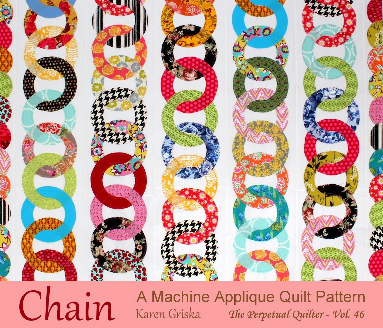 New Chain Quilt Pattern!