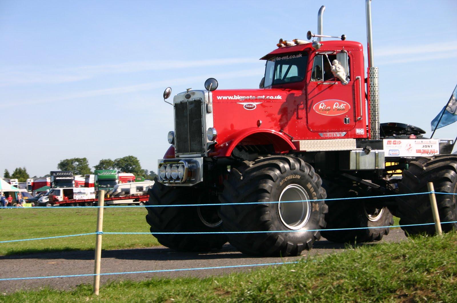 coolest big truck 100knot