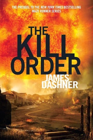 The Killer Order (James Dashner) review