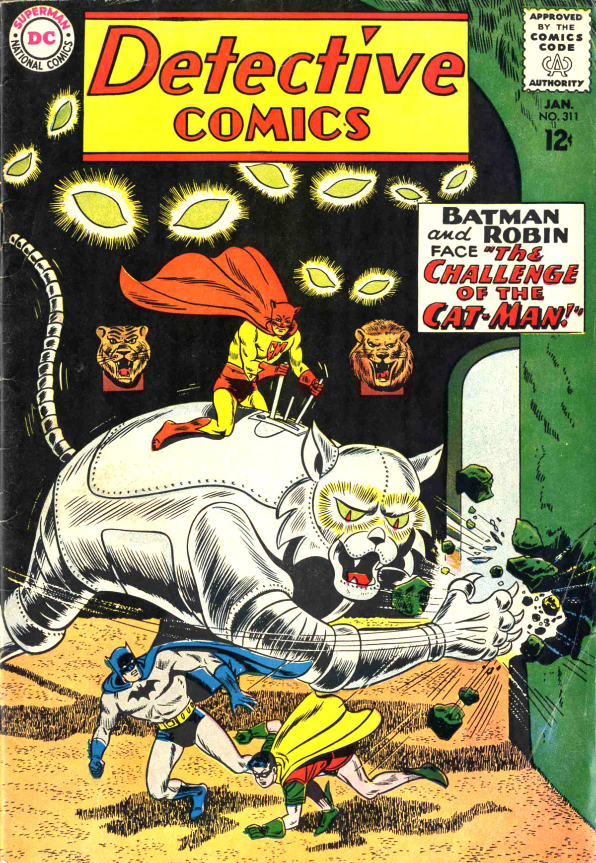 Detective Comics (1937) 311 Page 1