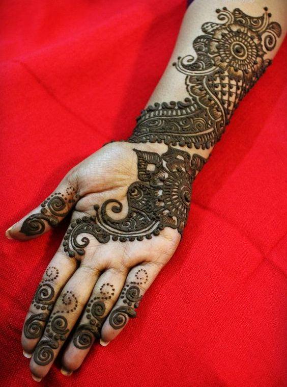 Mehndi Designs Book : Mehndi designs book for hands