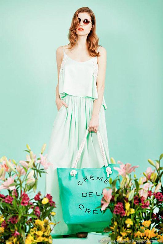 Moda primavera verano 2014 Paris by Flor Monis
