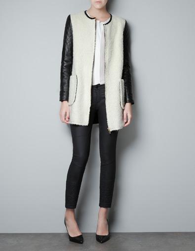 Áo khoác Zara & Chinois