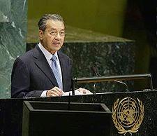 Tun Dr Mahathir Democracy should be reflective of the majority