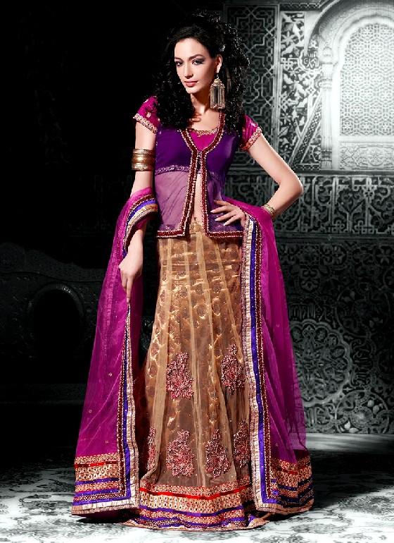 Lehenga choli for mehendi occasion wedding wear lehenga bridal