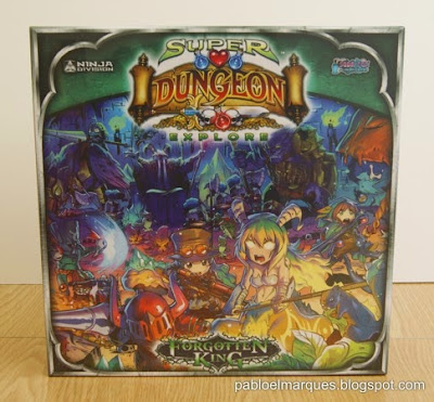 foto Super Dungeon Explore: Forgotten King