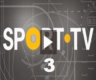 Sport Tv 3 Online Portugal