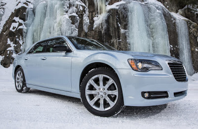 Chrysler 300 Glacier edition ready to chill with AWD