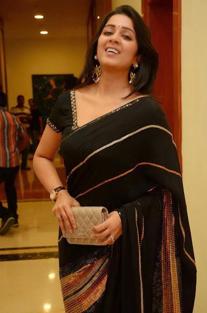 Charmi Stills At Mantra 2 Audio Launch