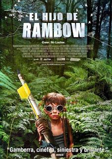 El Hijo de Rambow Poster