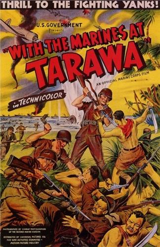 with the marines at tarawa
