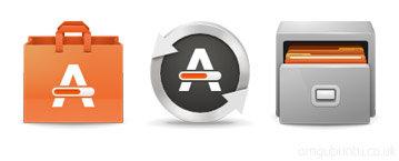 diseño iconos ubuntu 13.10, nuevos iconos ubuntu 13.04