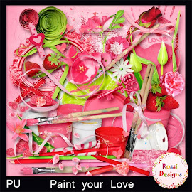 Paint your Love