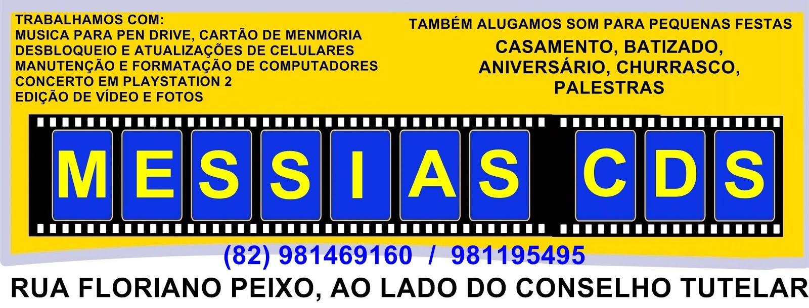 (82) 981469160  /  981195495