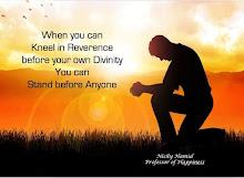 Reverence For Self