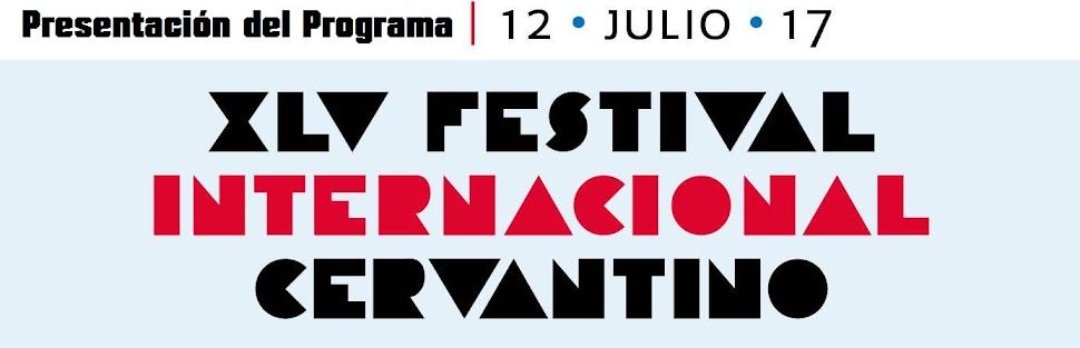 45 Festival Internacional Cervantino. del 11 al 29 de octubre 2017 en Guanajuato.