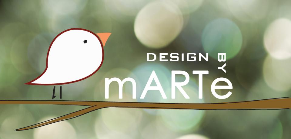 design by mARTe