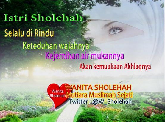 Kumpulan Dp Bbm Istri Sholehah Buat Suami