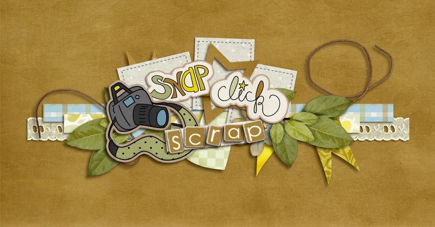Snap Click Scrap