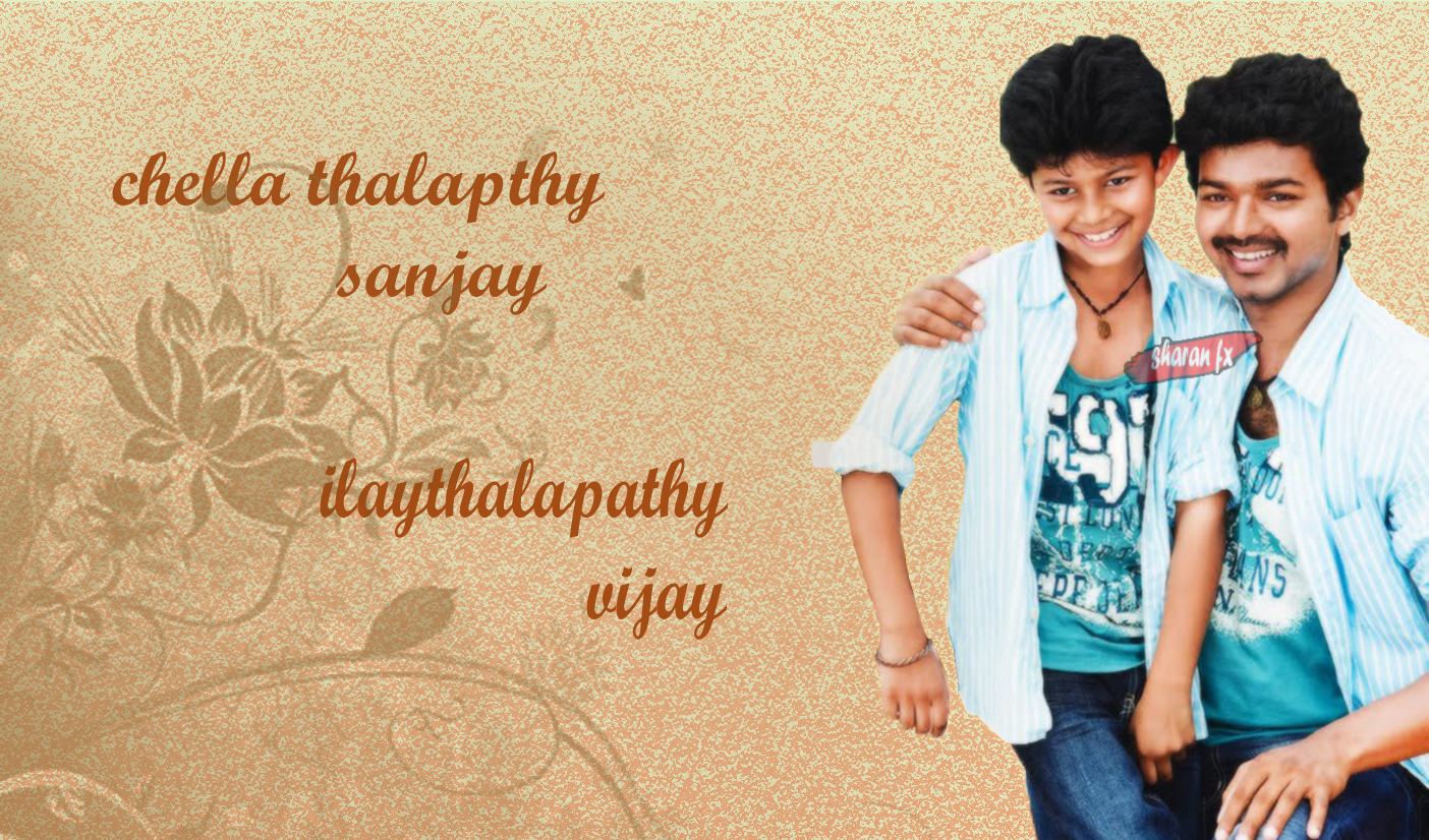Actor Vijay Son
