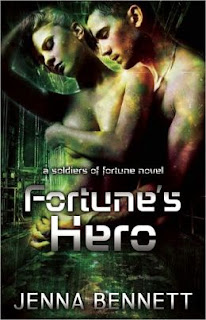 Fortune's Hero by Jenna Bennett
