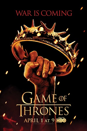 Game of Thrones S02 All Episode [Season 2] Complete Dual Audio [Hindi+English] Download 480p BluRay