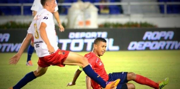 Uniautonoma vs Independiente Medellin Liga Aguila 18-04-2015