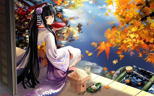 Hình nền anime đẹp nhất - Hình ảnh 24
