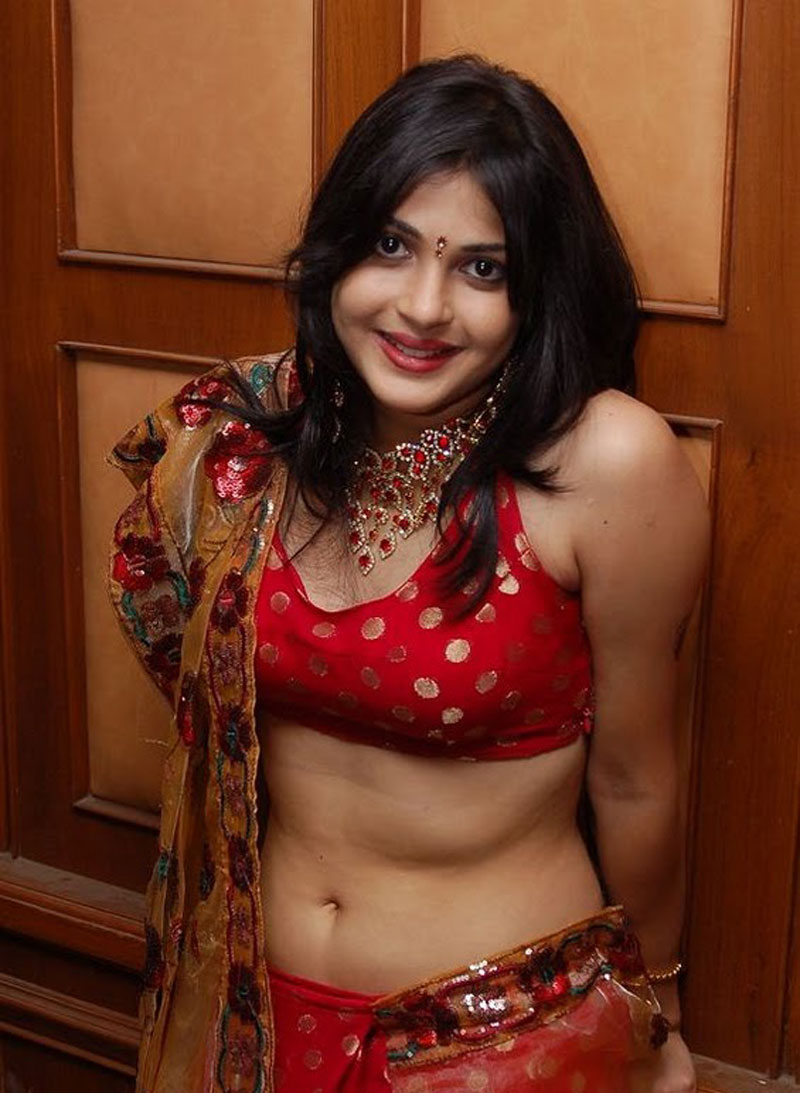 Desi Girl - Sexy Navel