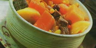 Receta Deliciosa Carbonada