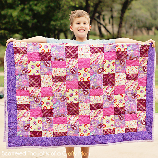 cheater quilt