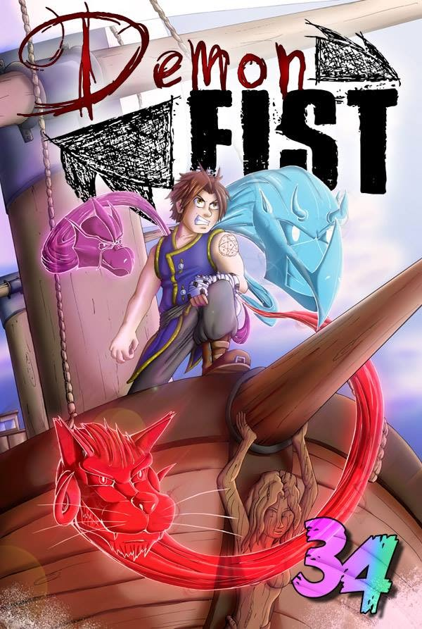 Demon First Cover