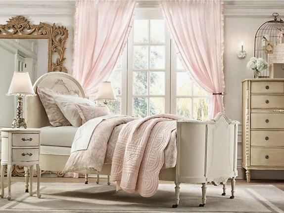 Çeyiz Önerisi | Country Yatak Odası Dekorasyonu