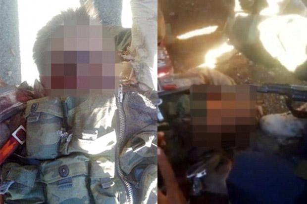 Mujahidin Islam Suriah Tangkap Salah Satu Pilot Sukhoi S24