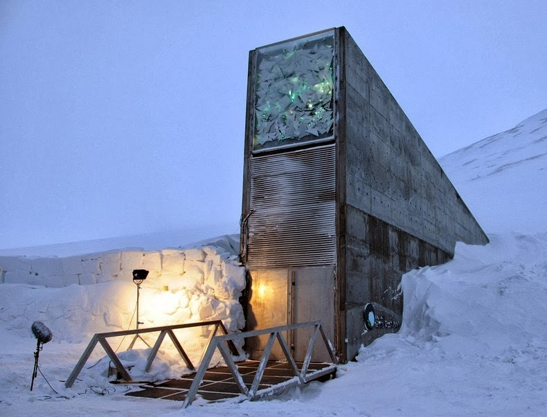 I Had No Idea This Vault Hidden Deep In The Mountains Even Existed. Let Alone What's Inside.