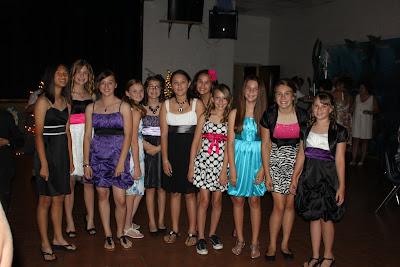6th grade girls dance abi s sixth grade dance