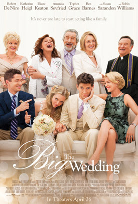 Đại Tiệc Cưới - The Big Wedding (2013)