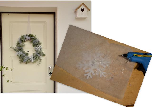 christmas wreath http://shabbychiclife-silvia.blogspot.it