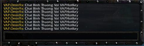 VAPHotKey 2.1   Hotkey dota,change skill omg,change skill,phím tắt skill invoker