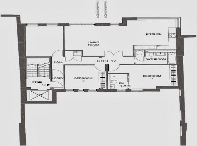 倫敦白金漢宮住宅公寓樓盤圖