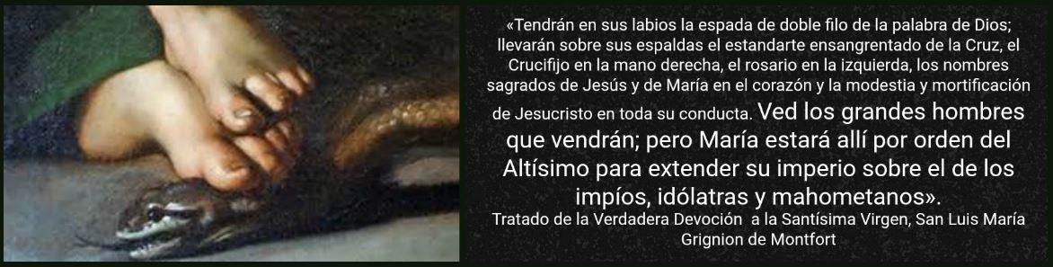 Firmes en Cristo.