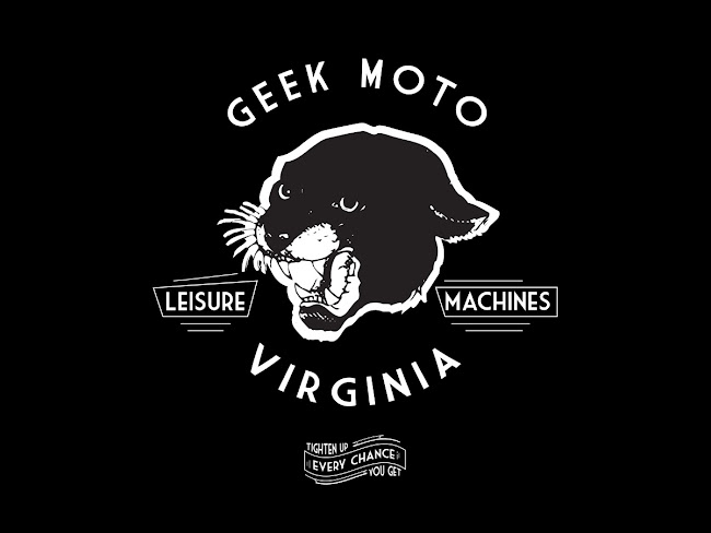 Geek Moto. East Coast Motorcycle Ninjas.