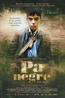 Cartel de la película 'Pa negre'