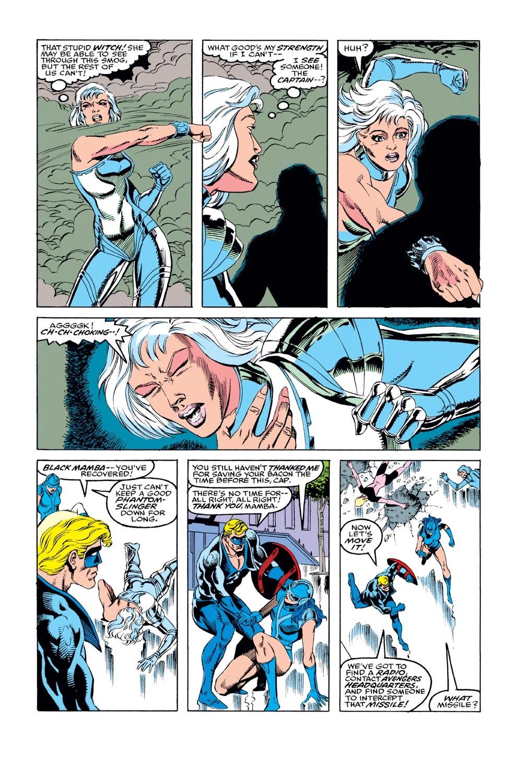 Captain America (1968) Issue #392 #325 - English 12