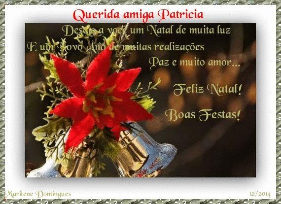 GANHEI DA AMIGA, MARILENE DOMINGUES!