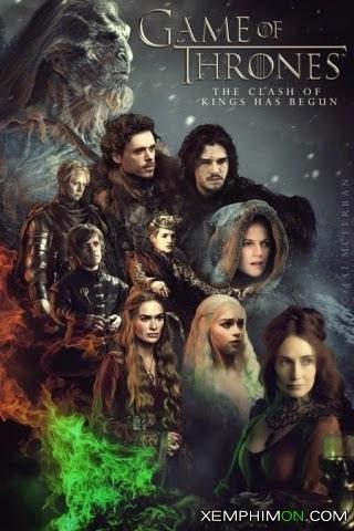 Cuộc Chiến Ngai Vàng Phần 5 - Game Of Thrones Season 5 - 2015