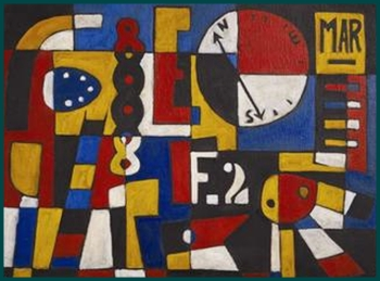 Manuel Aguiar. Memoria y vigencia. Pinturas