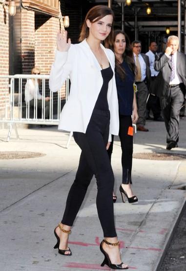 Loving Emma Watson 39 S Style South Molton St Style